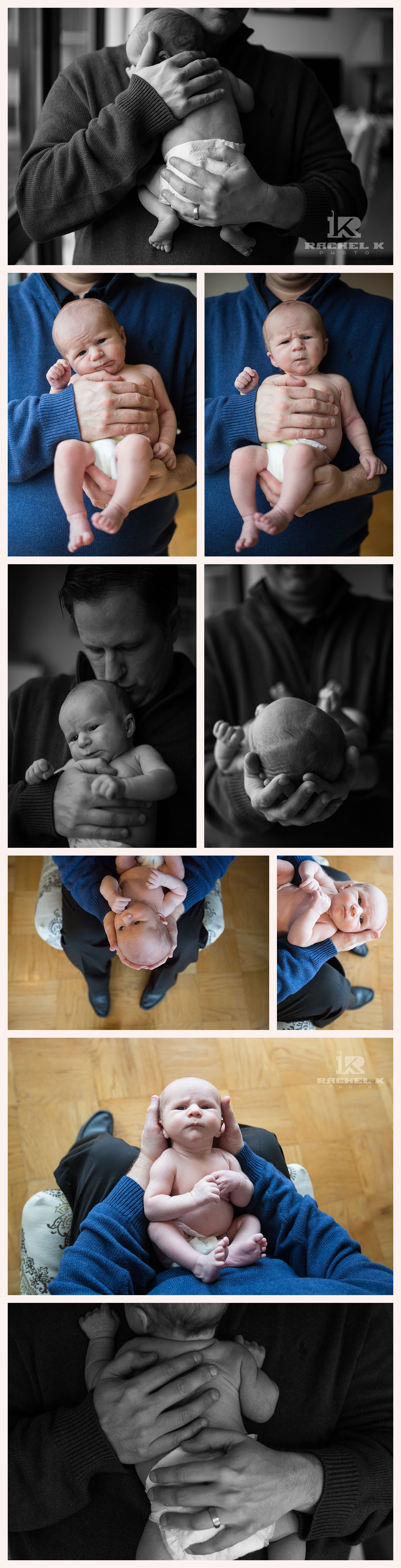Northern Virginia newborn session