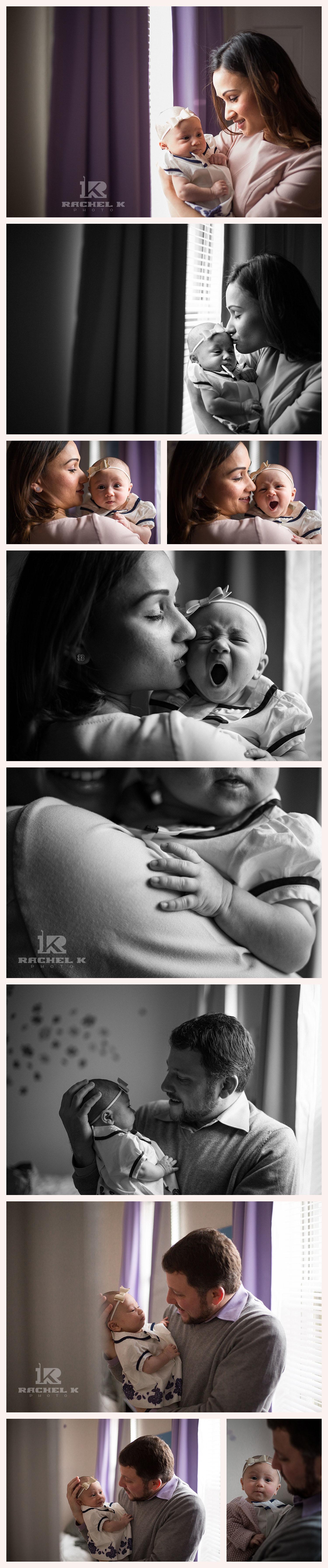 DC newborn session by Rachel K Photo