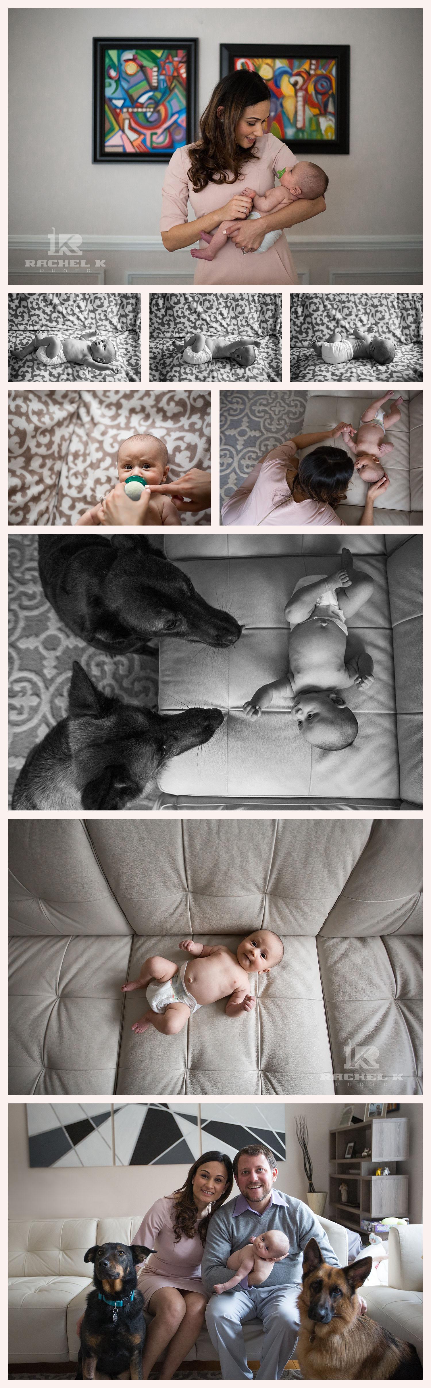 best DC lifestyle newborn photographer Rachel K Photo
