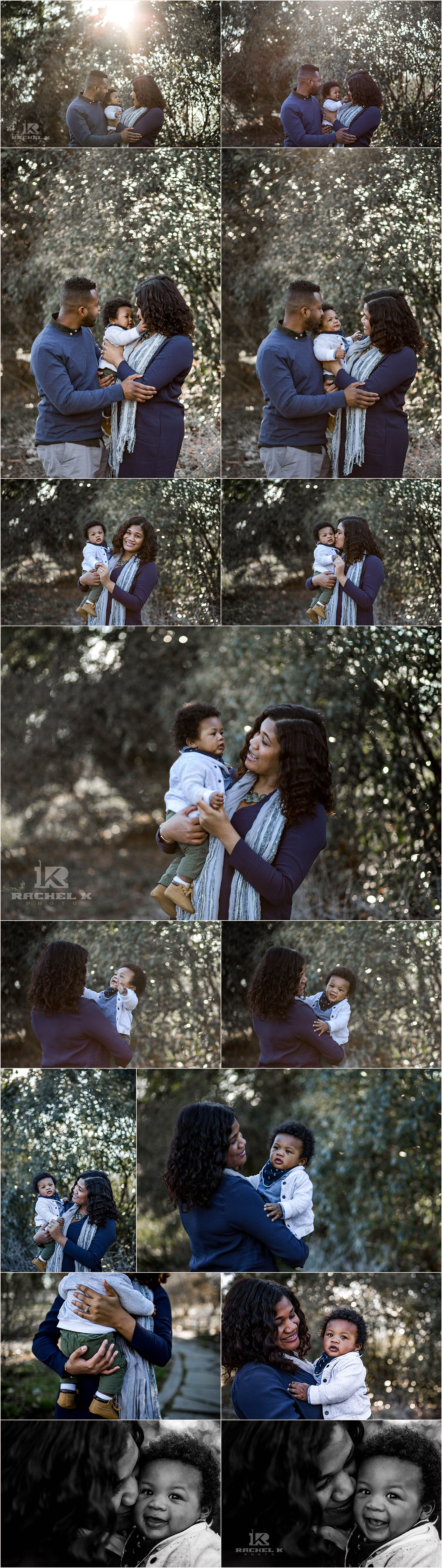 DC + Virginia 6 month old session