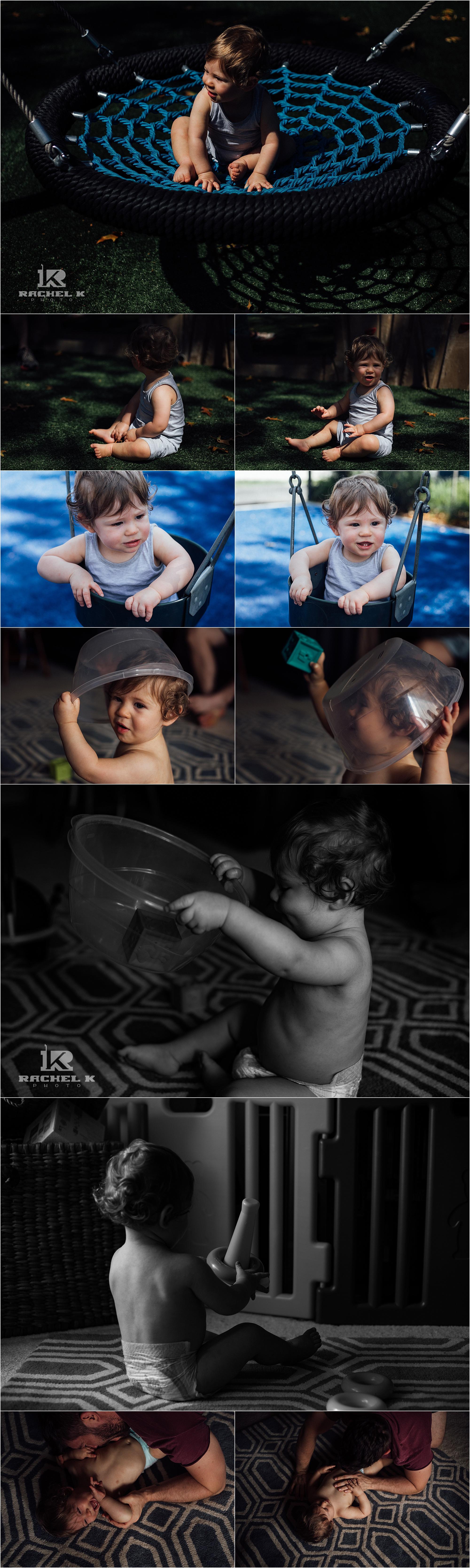 Personal photos for September by Fairfax Virginia family photographer Rachel K Photo