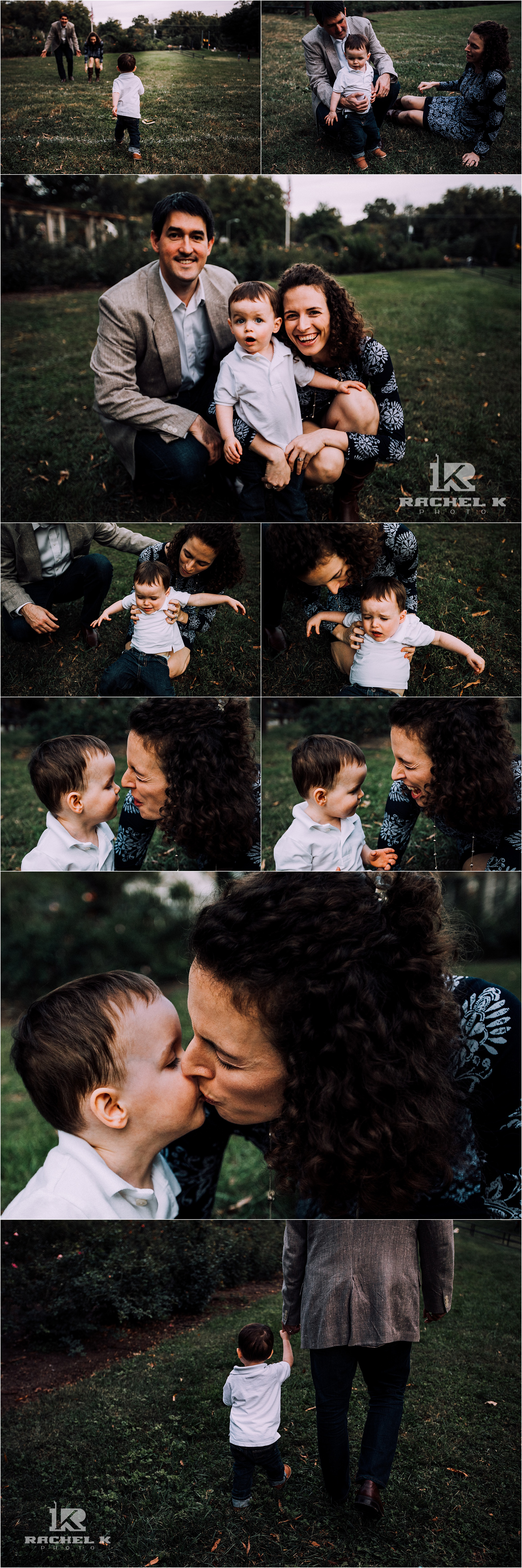 Centreville family session by Rachel K Photo