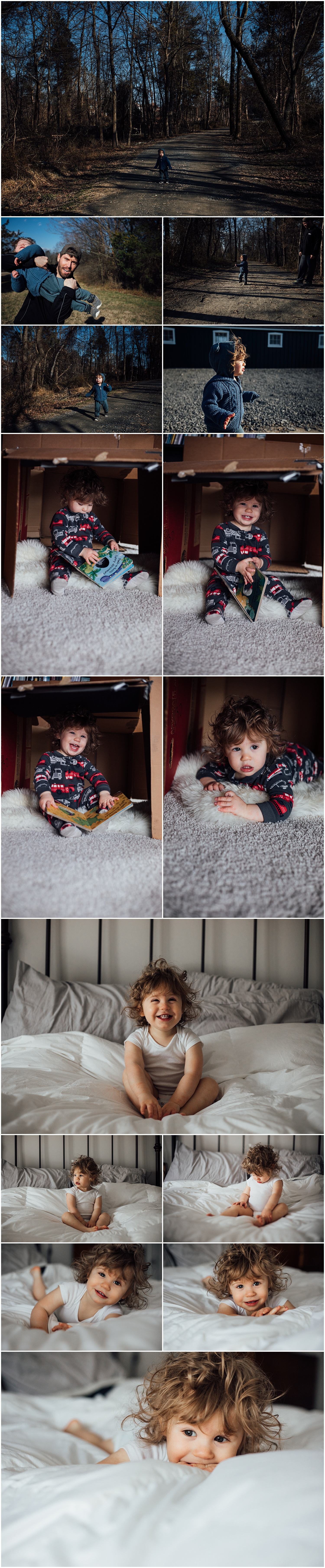 Emotive Northern Virginia family photographer Rachel K Photo