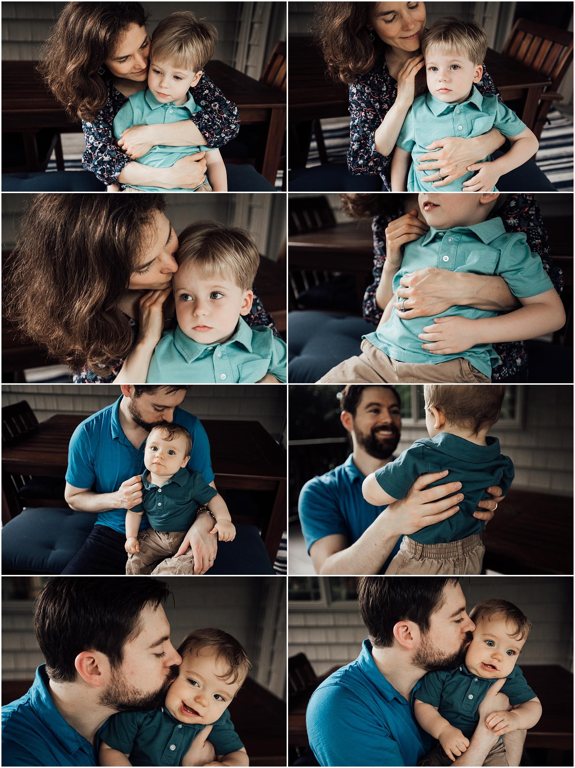 Creative emotive family session by Huntsville Alabama family photographer Rachel K Photo