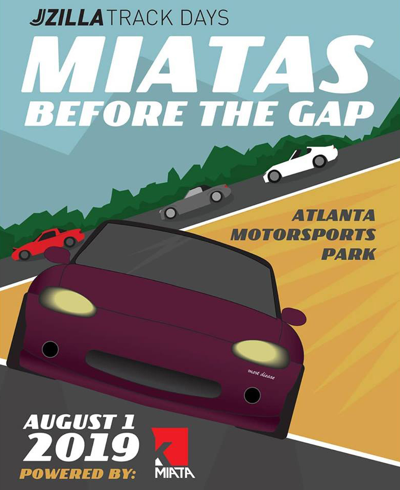 DRIVER PACKET - Miatas Before the Gap - Powered by KMiata!