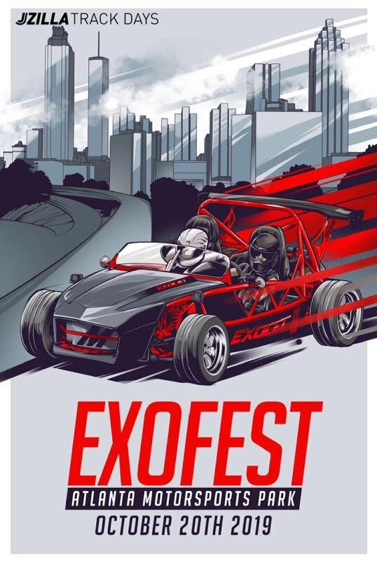 DRIVER PACKET - EXOFEST 2019 - Powered by Exomotive!