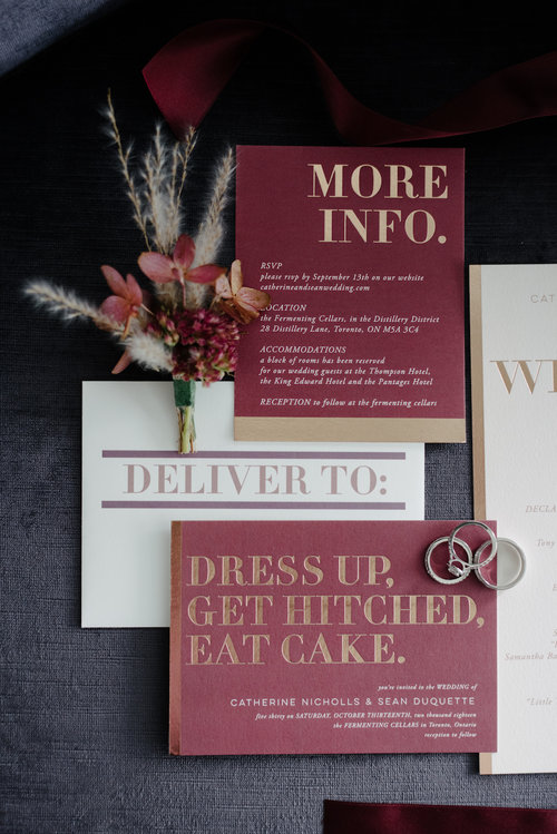 A rose gold romantic wedding planned by  Blush + Bowties  and photographed by  Mango Studios.