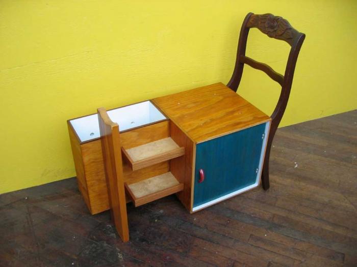 Sewing Cabinet  by Erik Newman ( eriknewman.com )