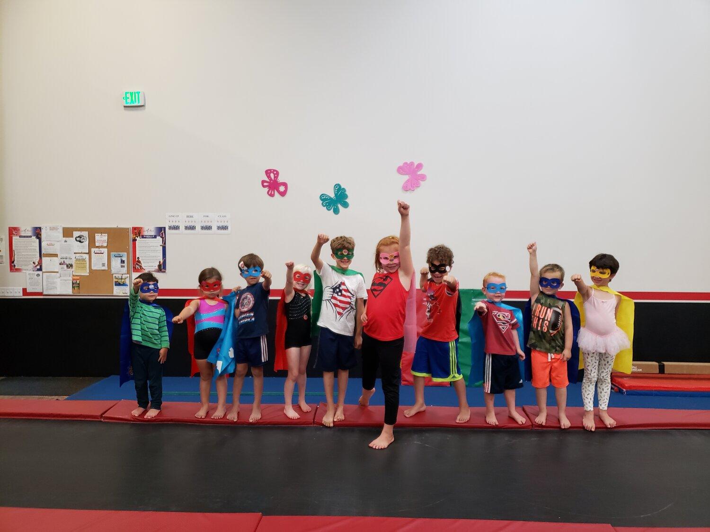Gymnastics Camps in Skagit Valley — Mt. Baker Gymnastics