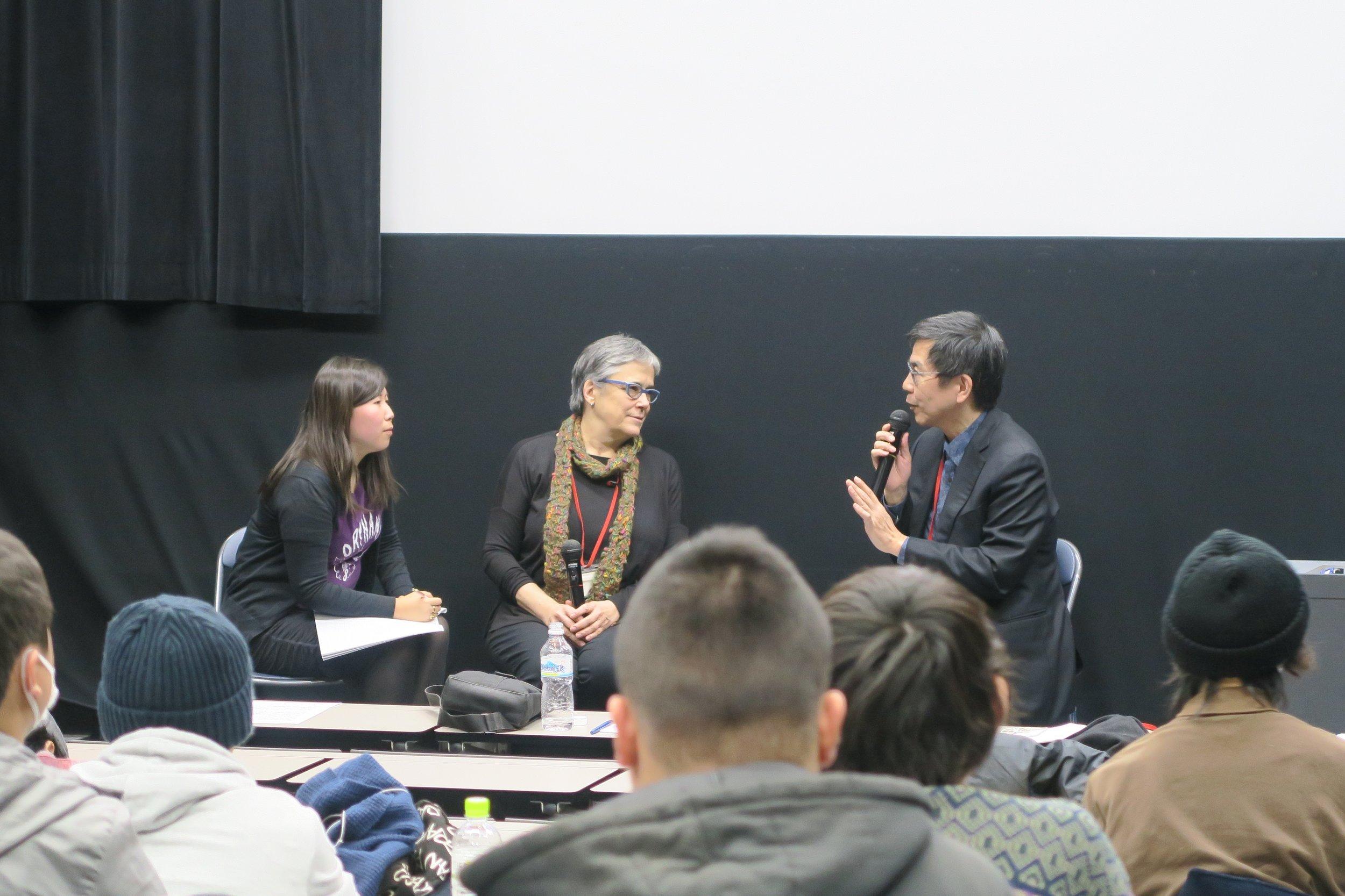 Symposium at Nihon University