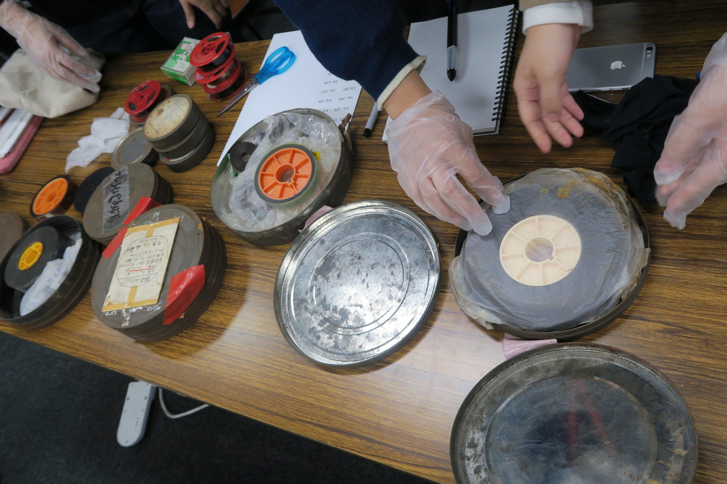Community Archiving Workshop
