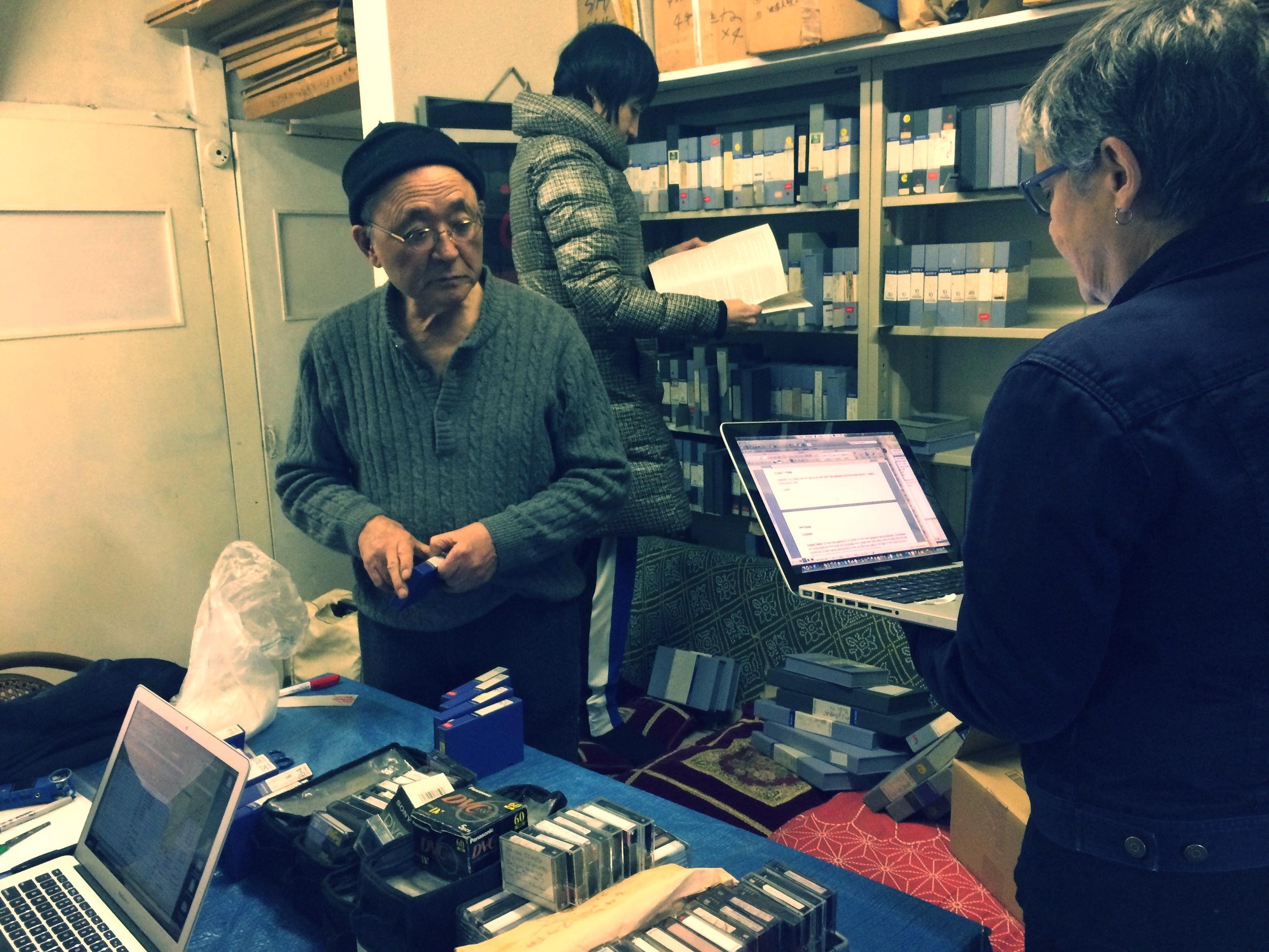 2016 - Takahiko Iimura Collection Survey