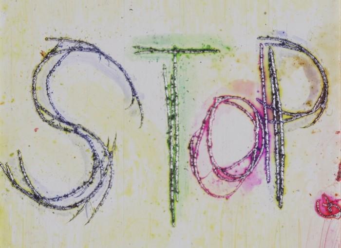 Stop, 16mm, 3min, 1969