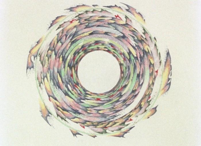 [Water Ring Karma 2], 16mm, 4min, 1980