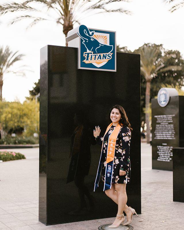 Congratulations to all the Grads especially Amanda! #calstatefullerton #calstateuniversityfullerton #californiastateuniversityfullerton #fuellerton #graduation