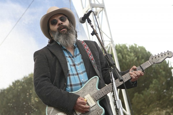 Steve Earle at Hardly Strictly Bluegrass