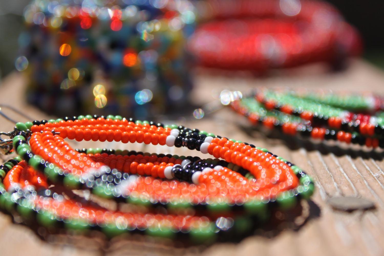 Maasai jewelry from Kenya
