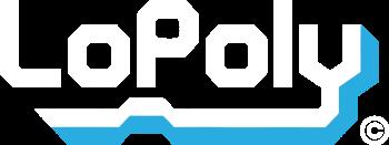 LoPoly Logo Light Lrg.png