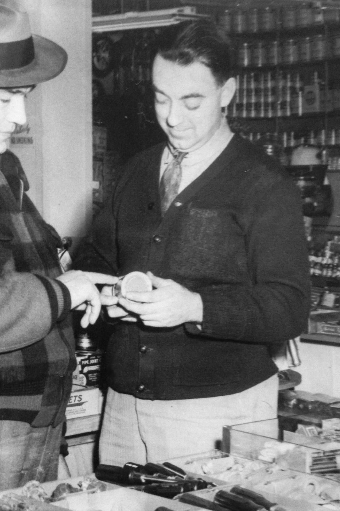 Founder Ralph Holzbach