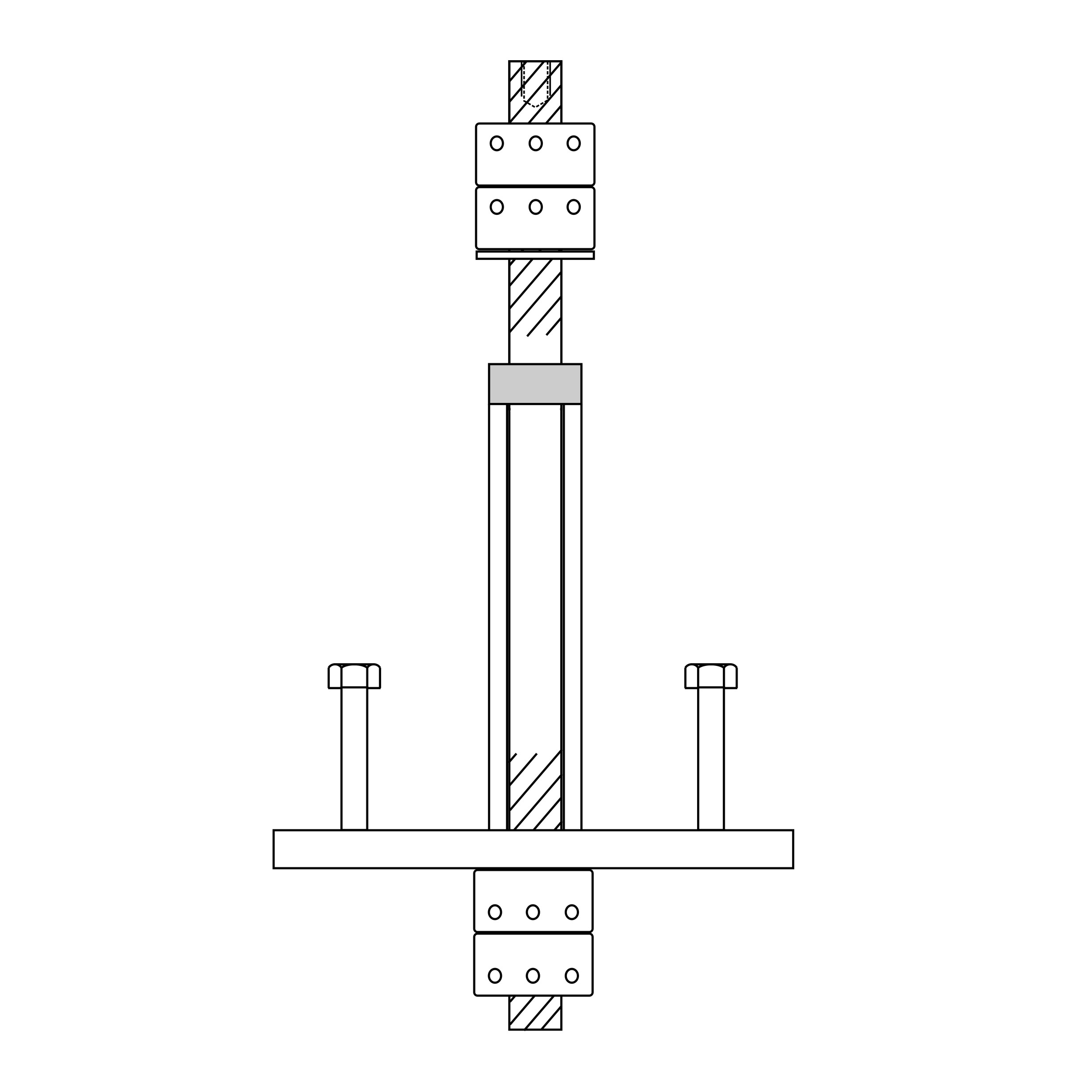 Anchor Bolt Assembly