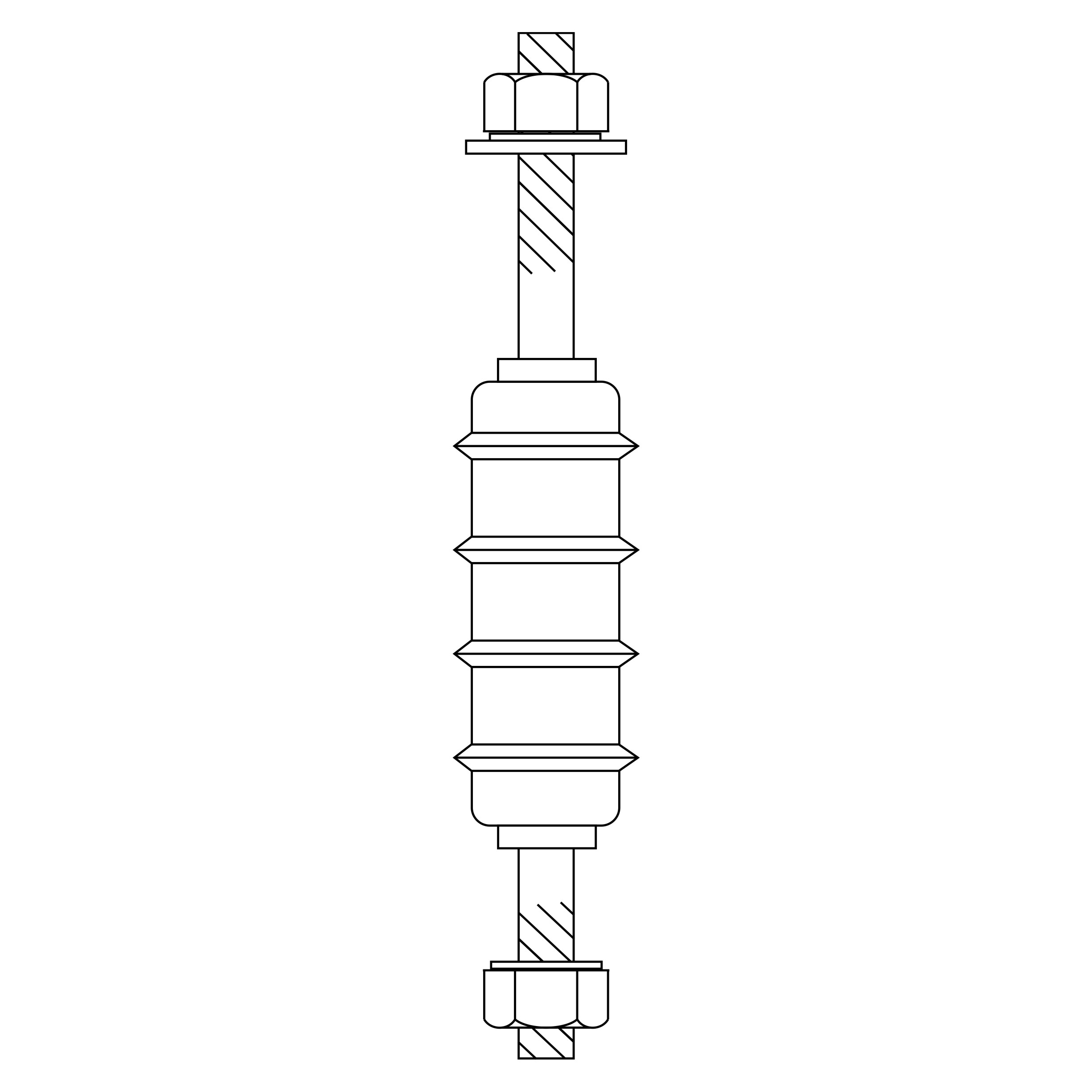 Anchor Bolt with Sleeve