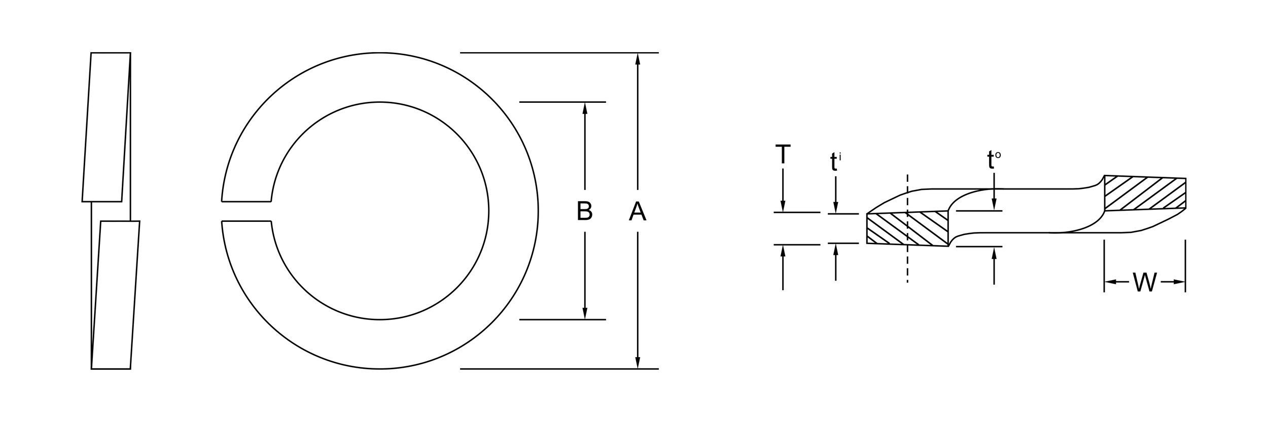 split lock washer dimensions