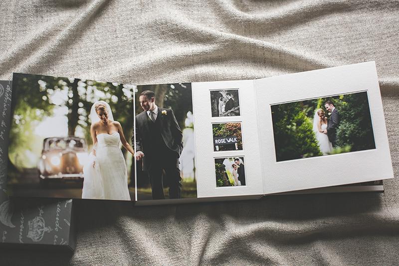 Queensberry album  £650 (10'x10') 30 pages