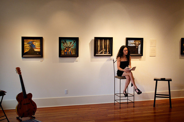Martique at Bohemia Gallery Ashland, OR
