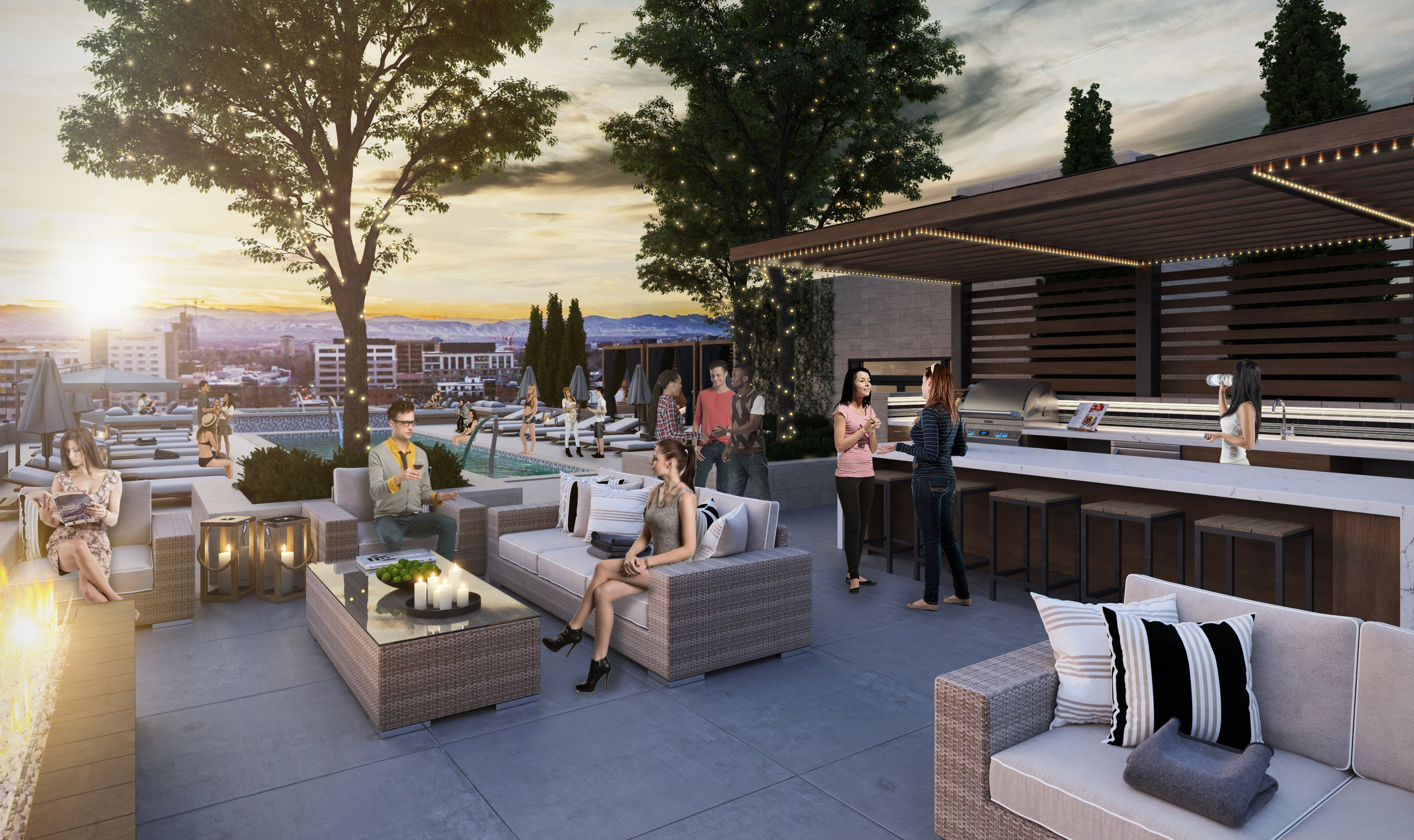 terrace cherry creek st. paul luxury