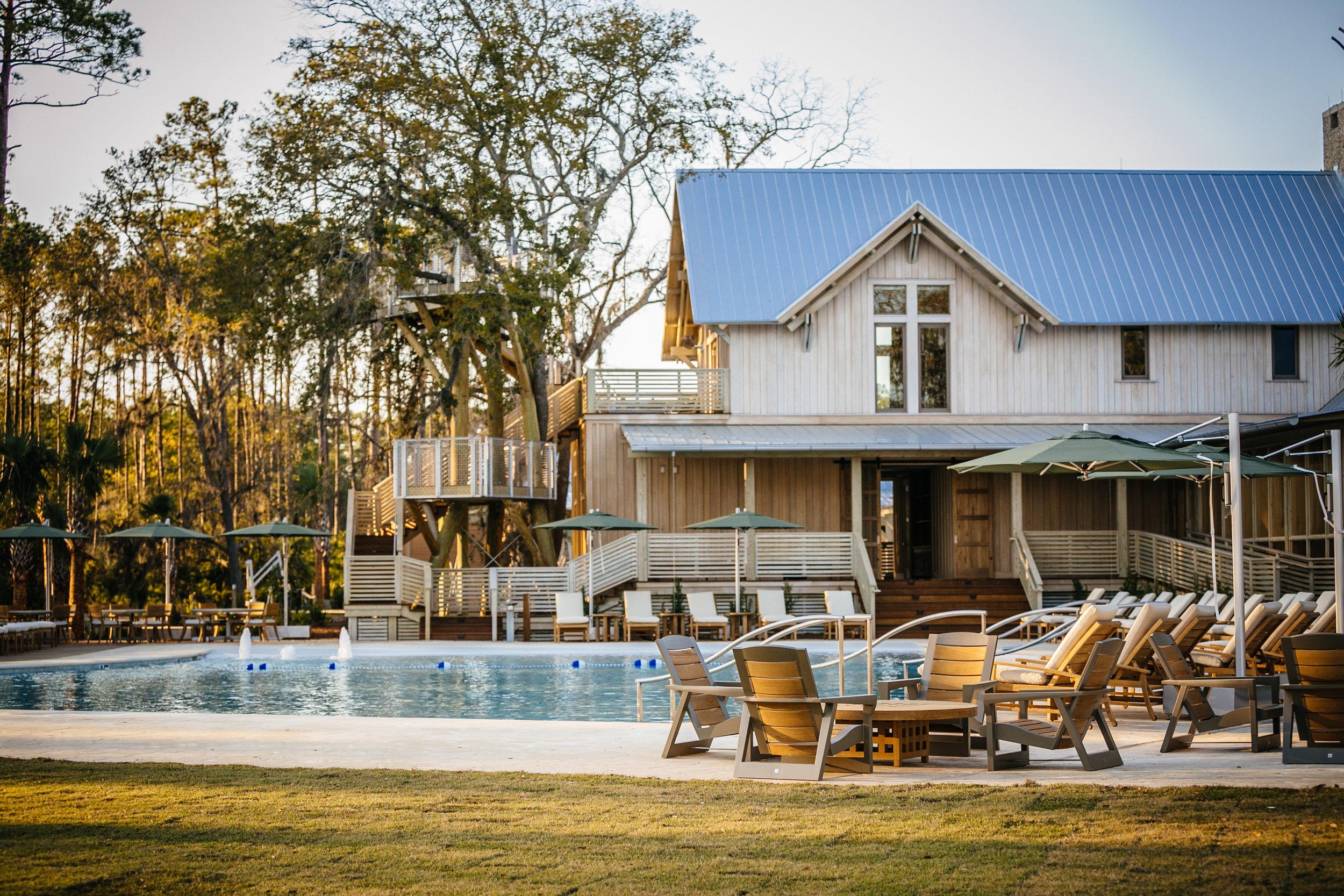 Moreland Village Pool