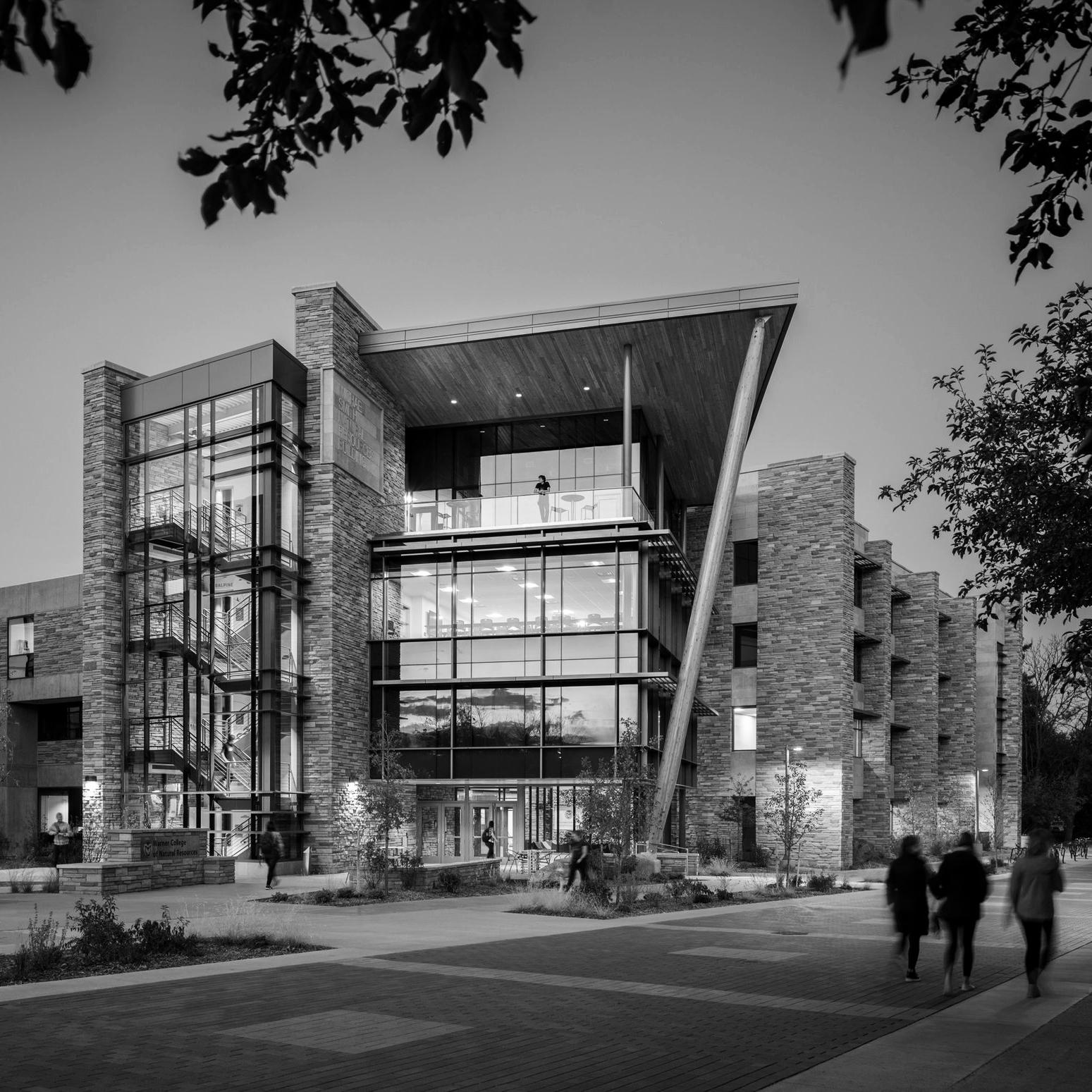 CSU Michael Smith Building