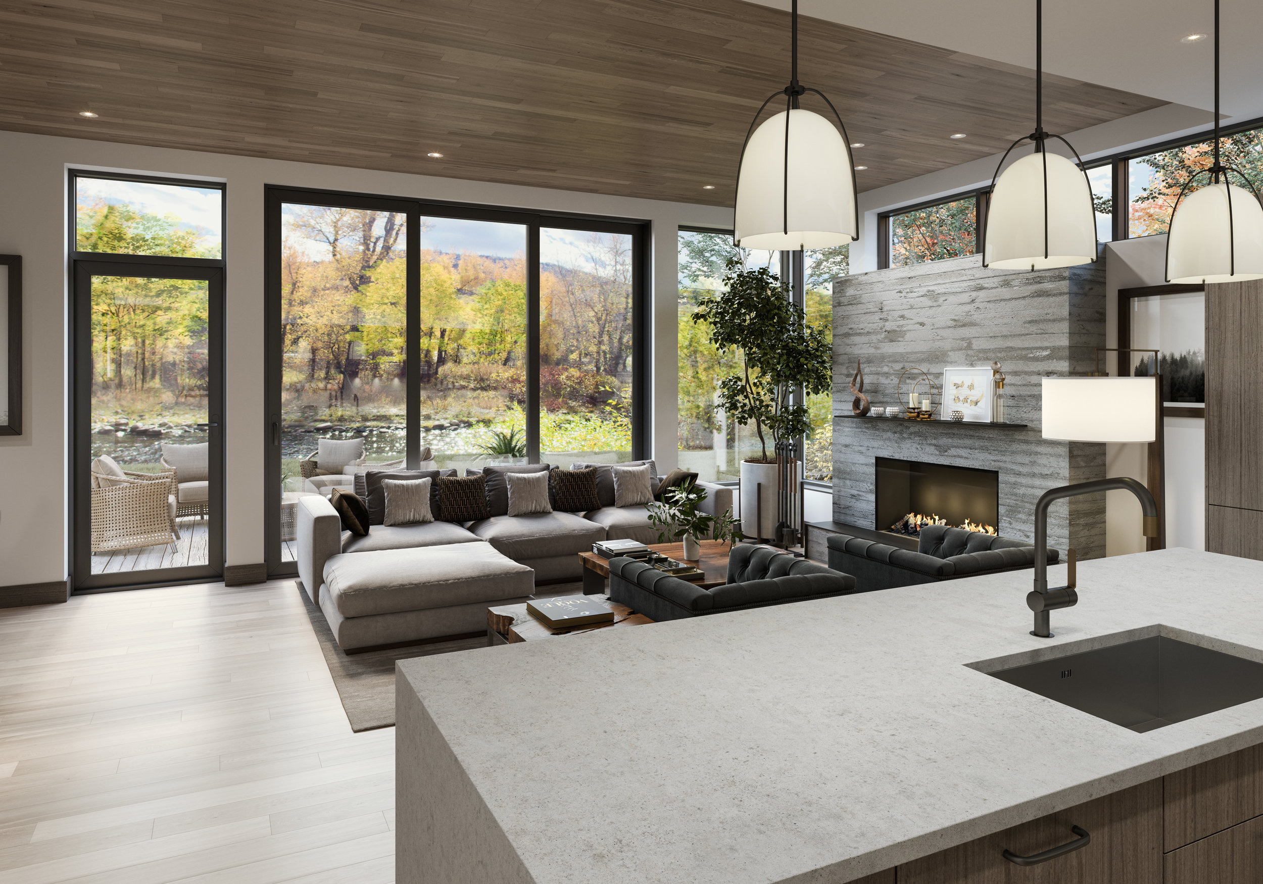 Steamboat Riverview Homes