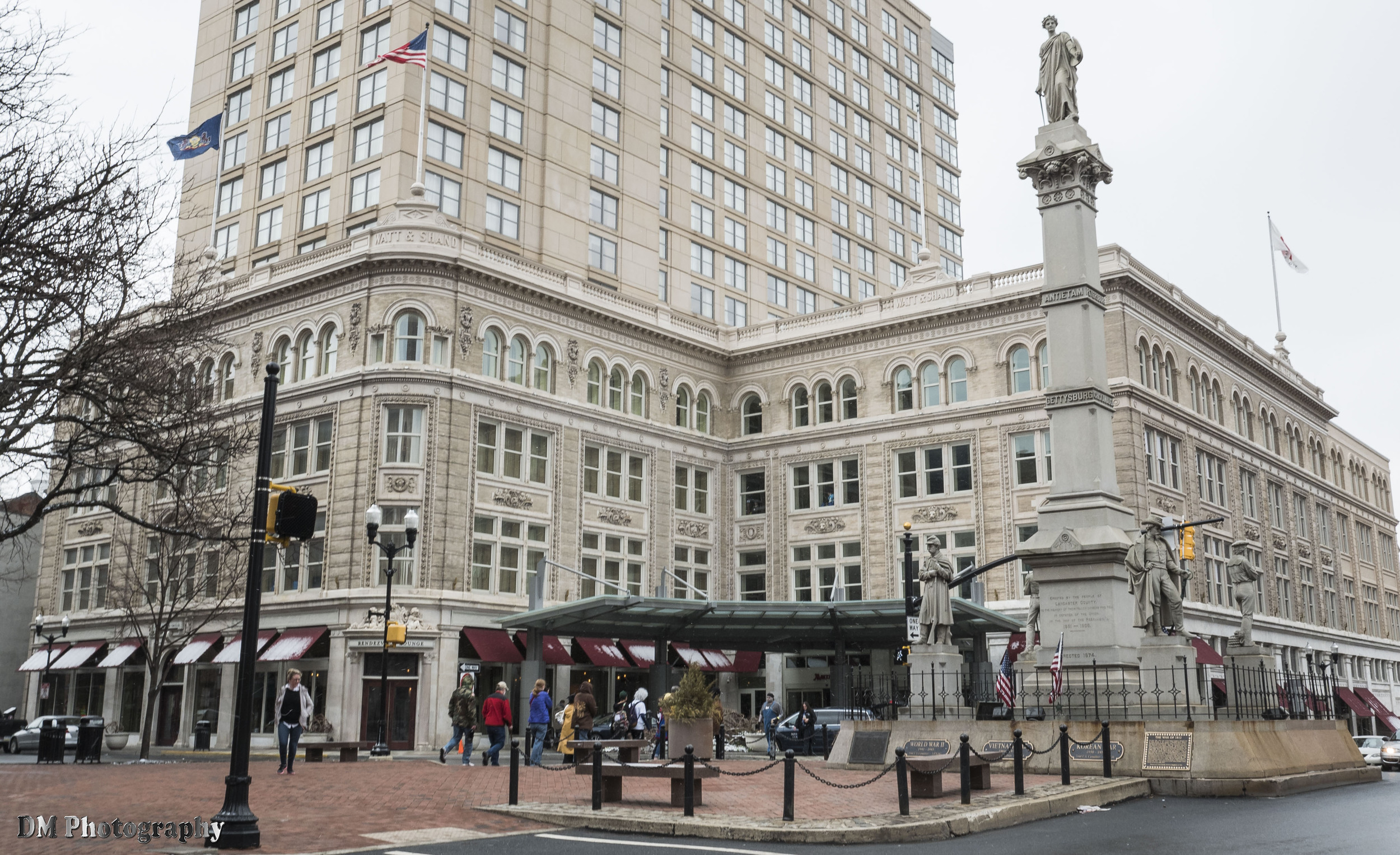 The Lancaster County Convention Center at Penn Square