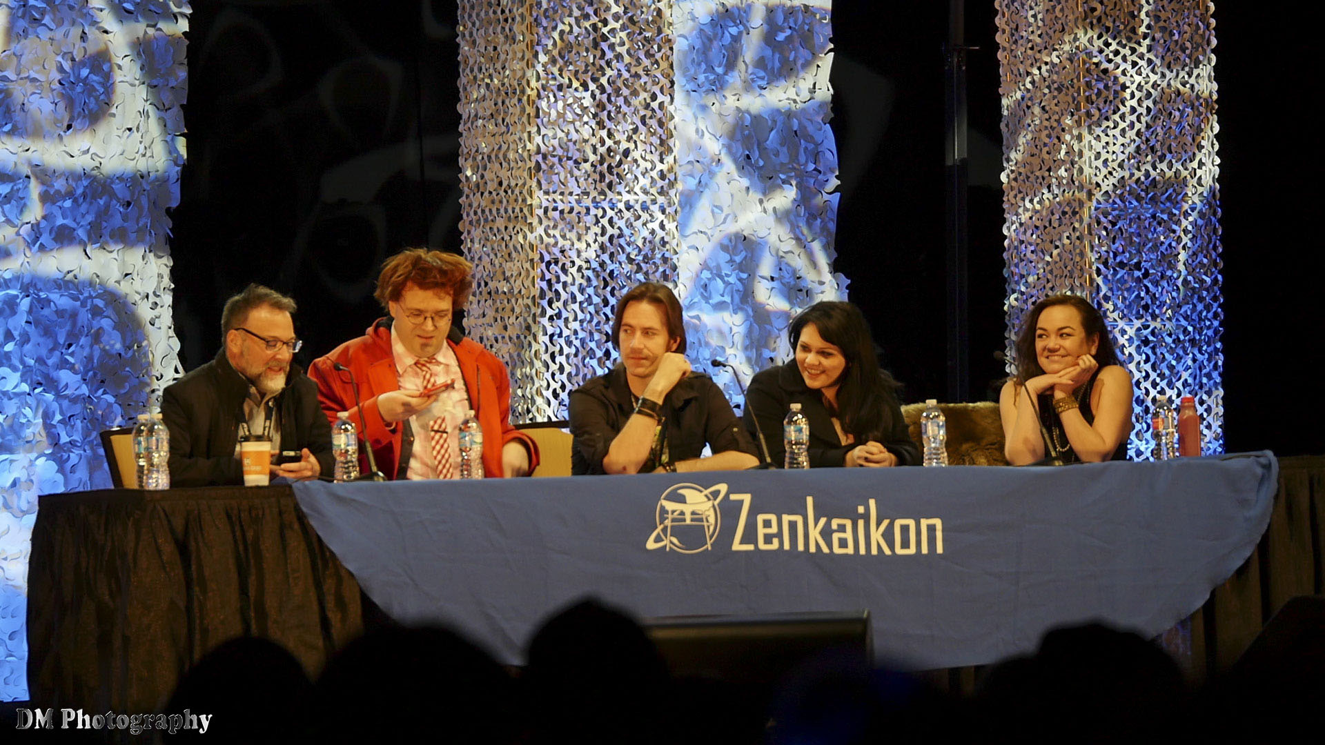 The Voice Actor Panel