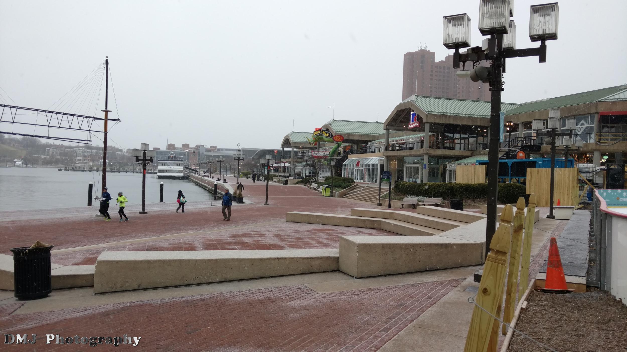 Inner Harbor Before