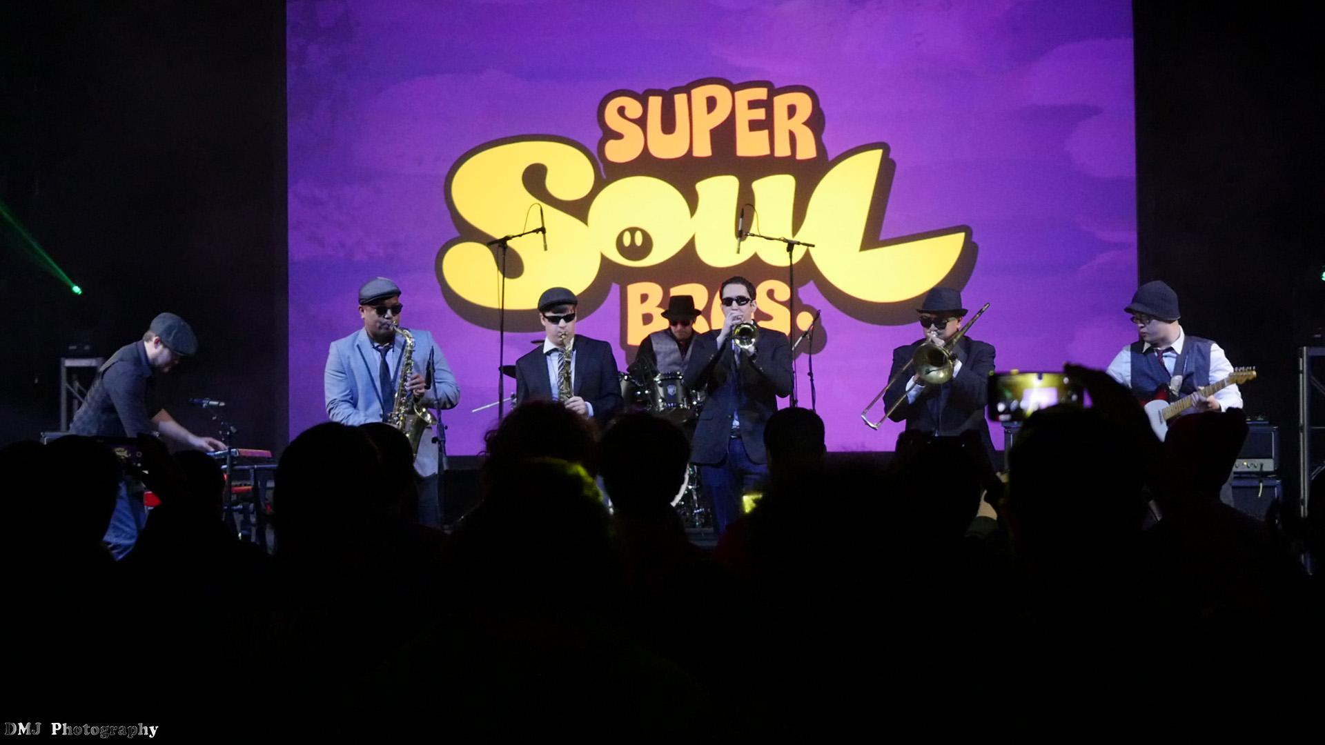 Super Soul Bros