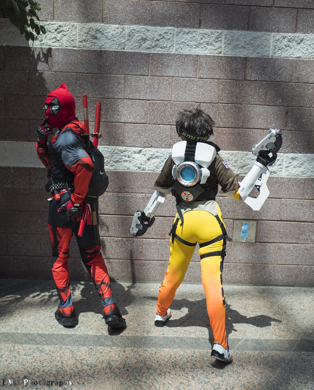Deadpool Tracer