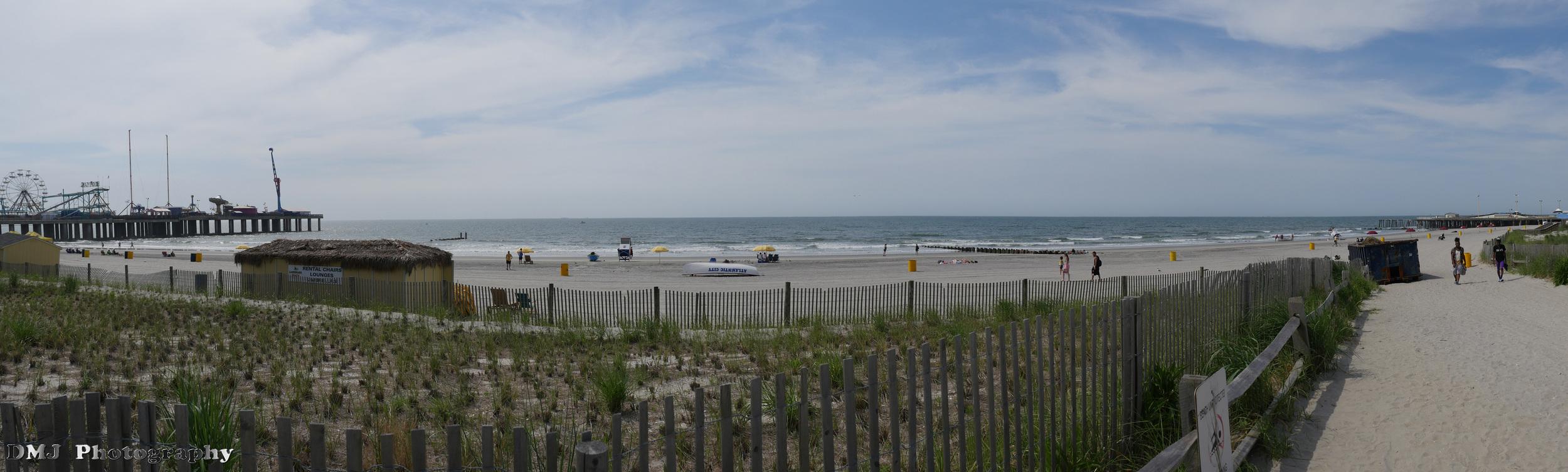 Beach Panoramic