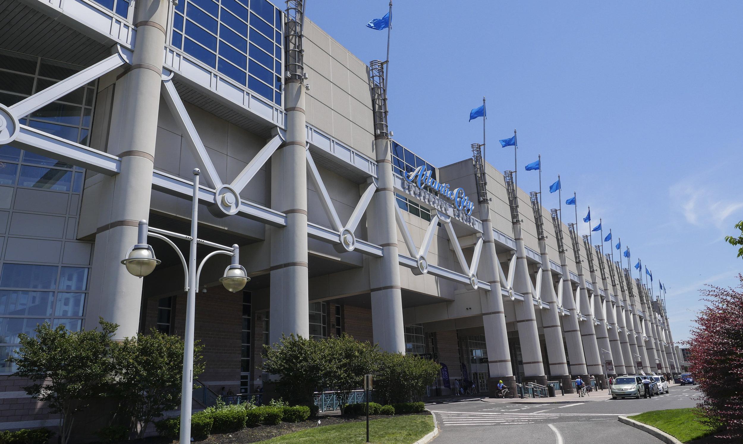 The Atlantic City Convention Center