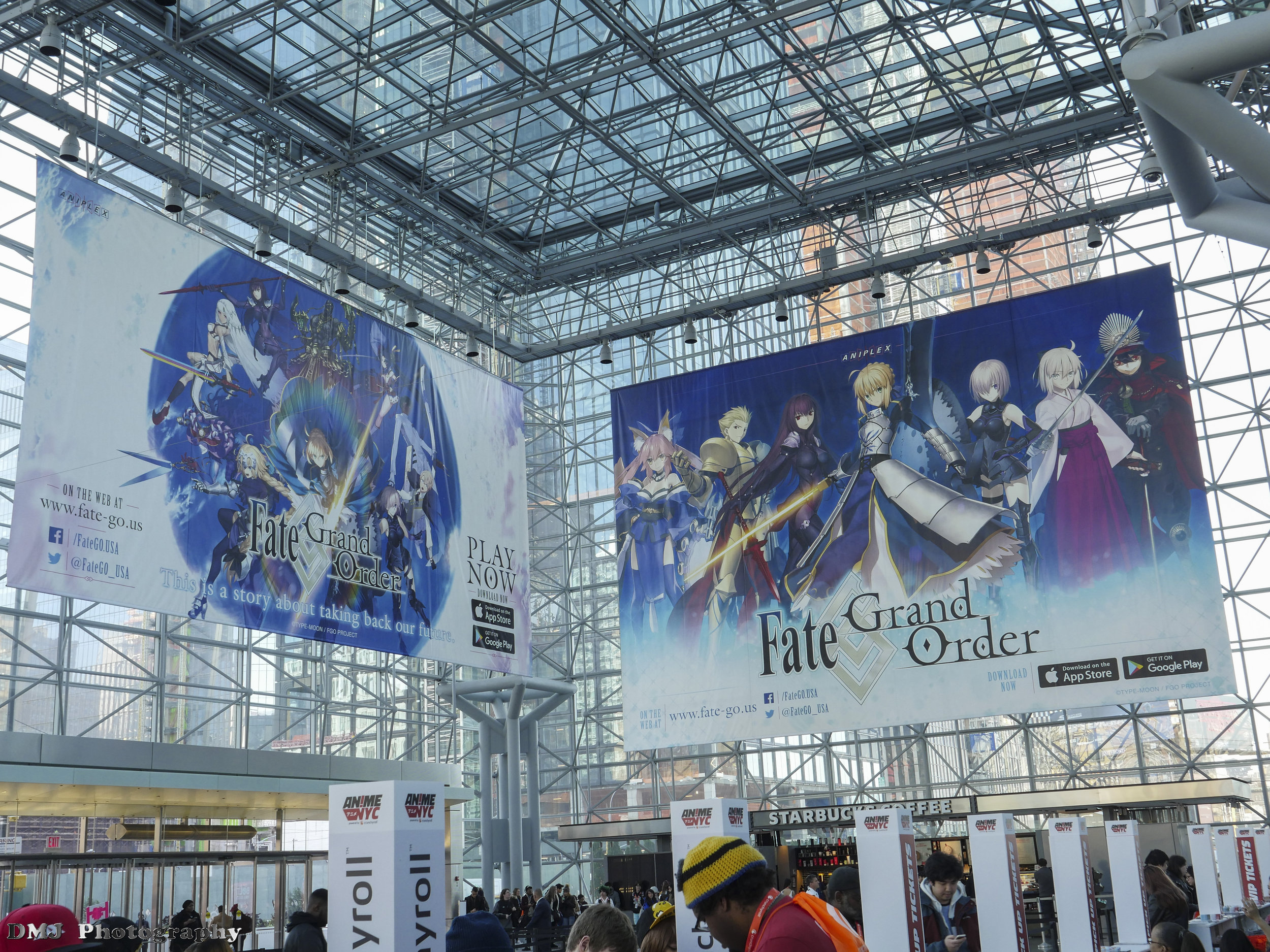 FGO Banners