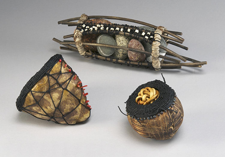 Shannon Weber's sculptures