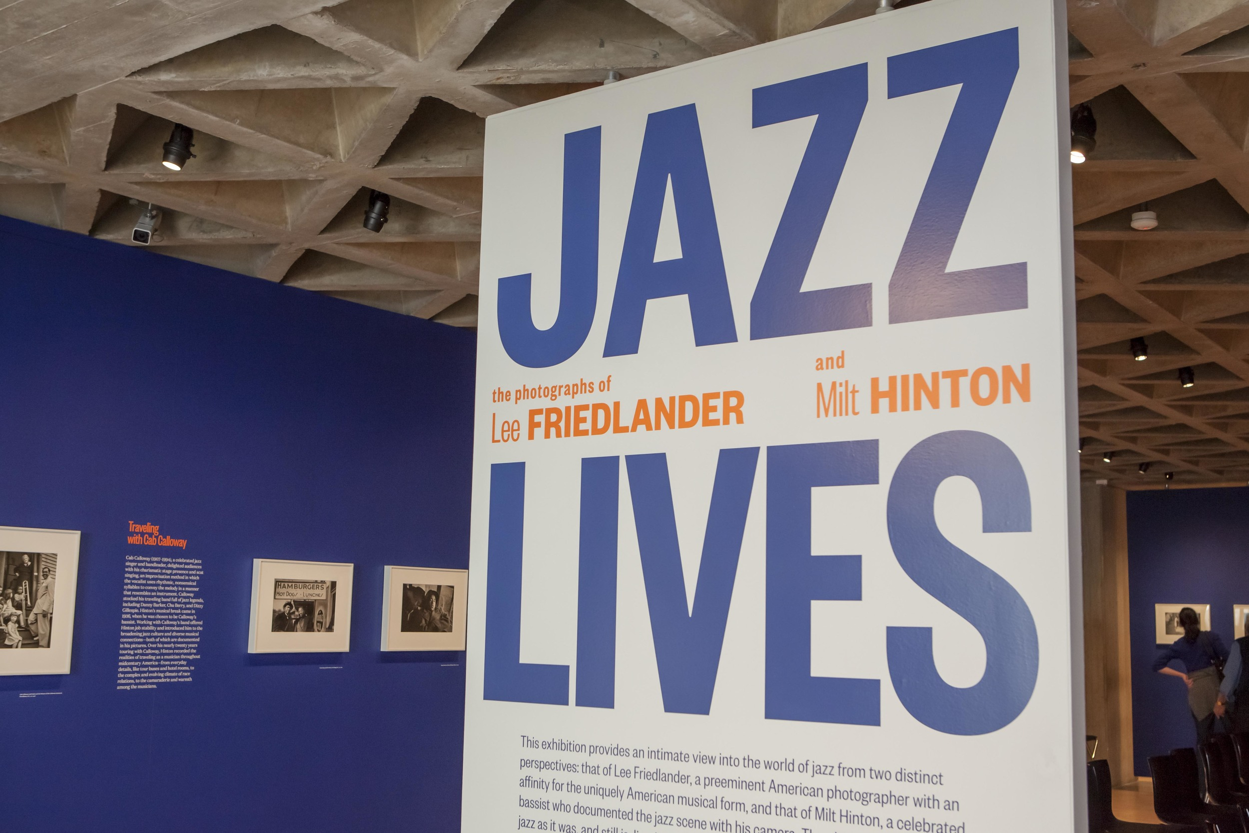 Jazz Lives at the Yale University Art Gallery