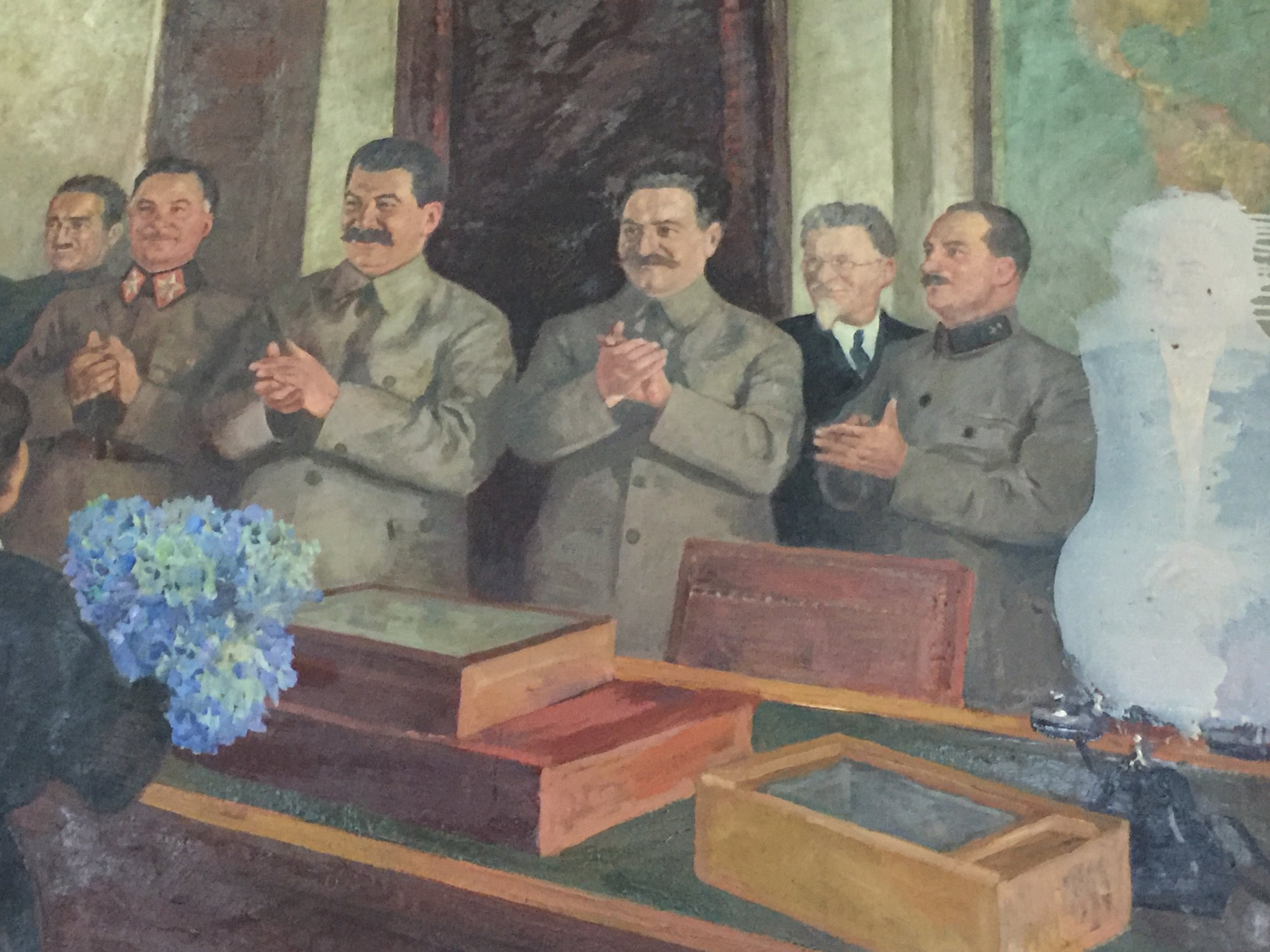 Courtesy of the Stalin Museum in Gori, Georgia