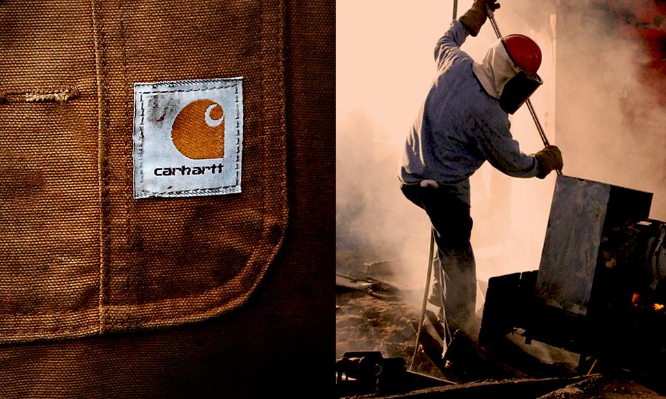 Carhartt - Work Strong