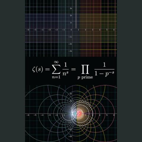 Zeta function poster: $10