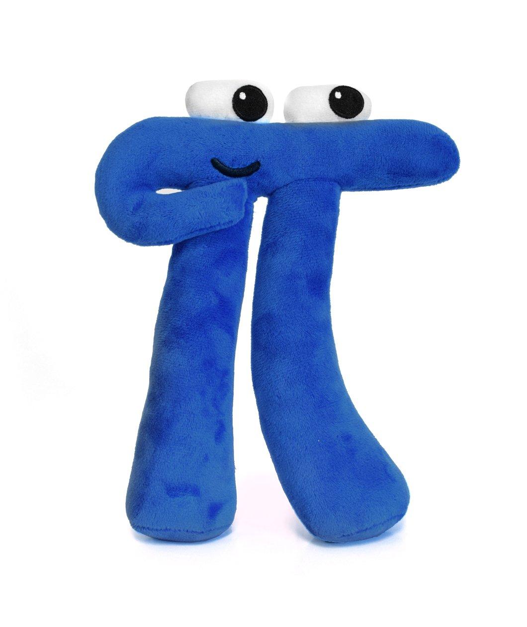 Pi creature plushie