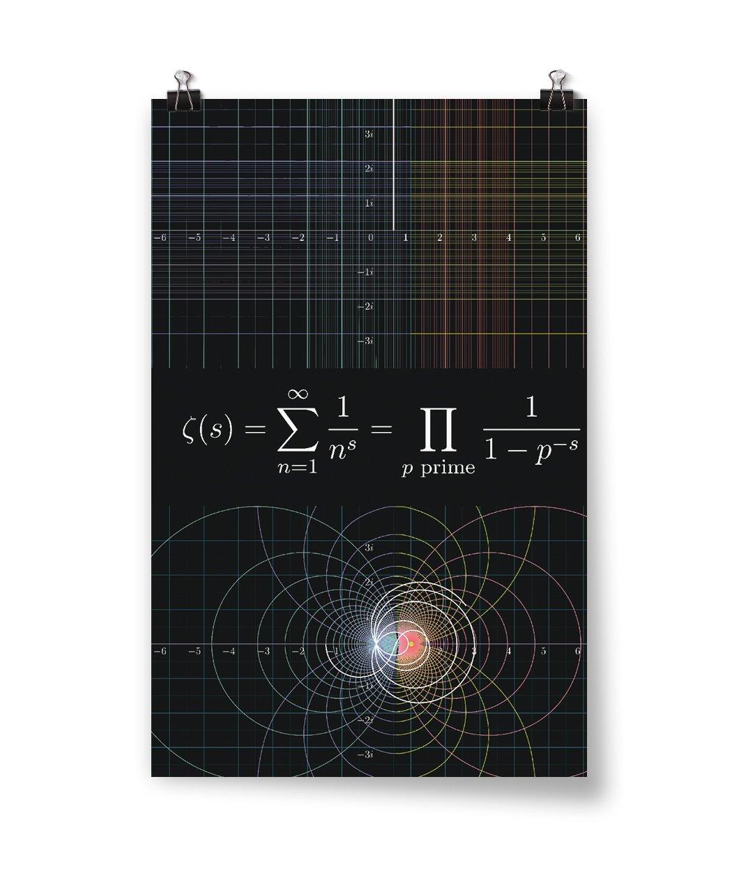 Zeta function poster