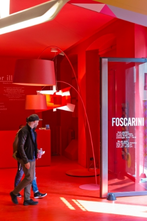 Foscarini Has Released Giant Versions Of Their Twiggy Big Bang