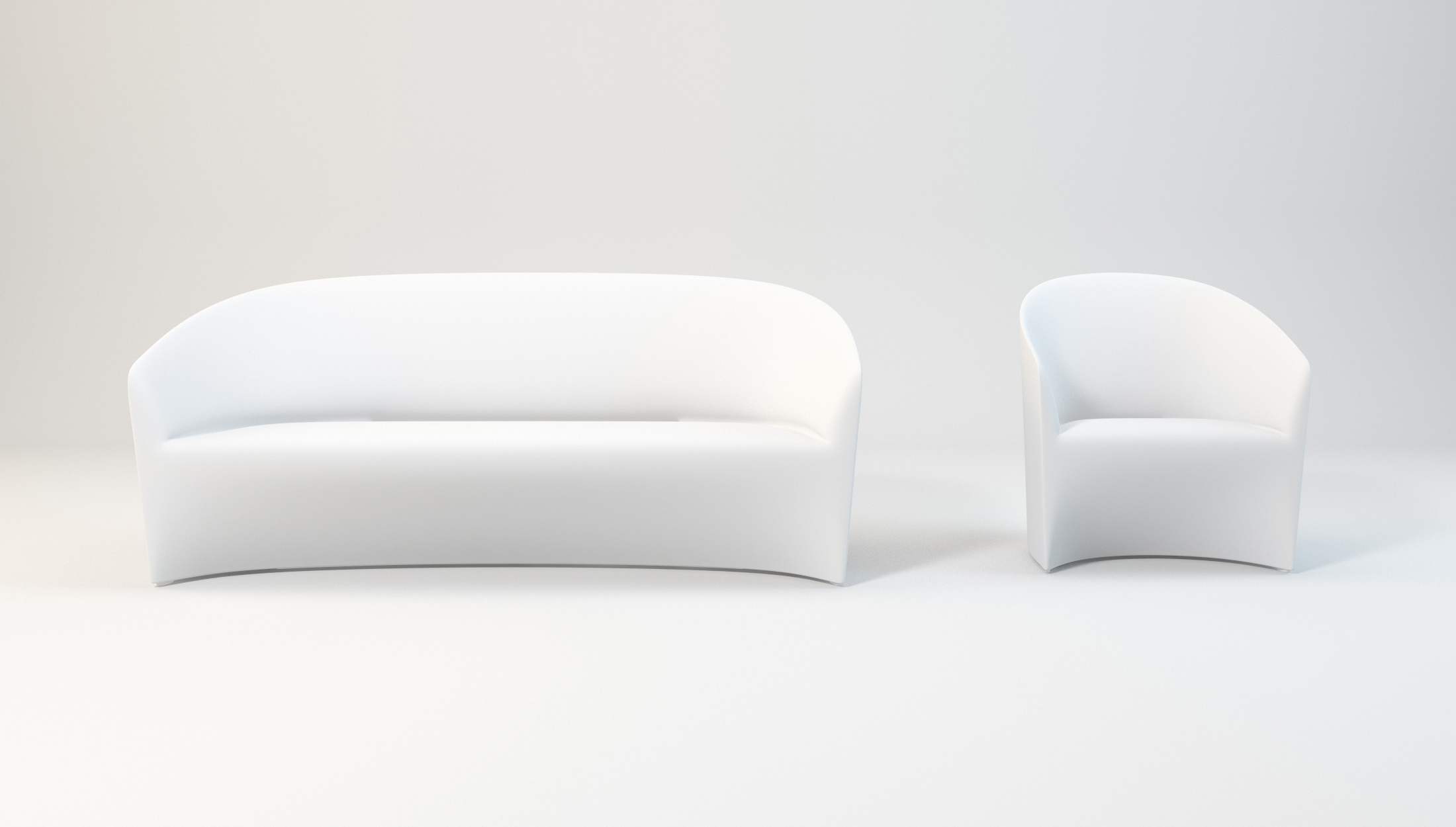 The Pine beach collection by Christophe Pillet.