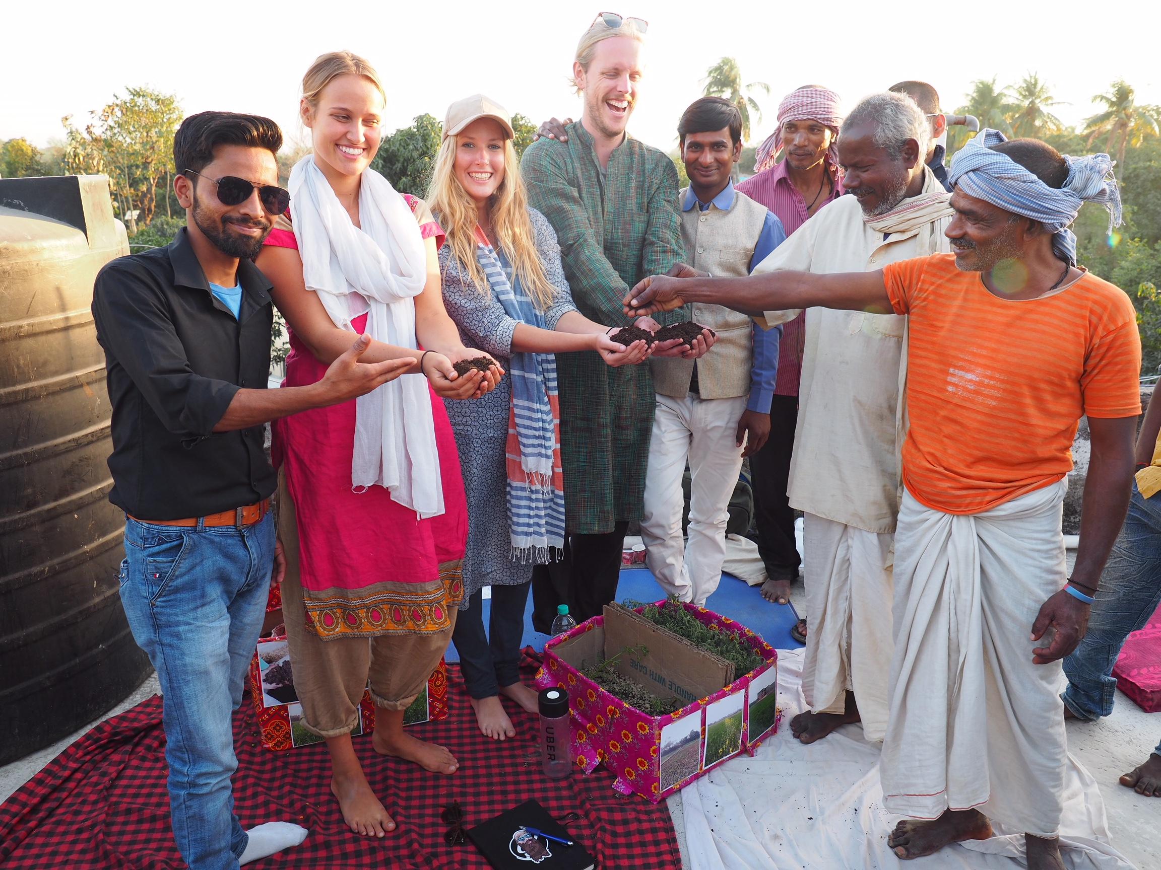 Ian McKelvey India Immersion